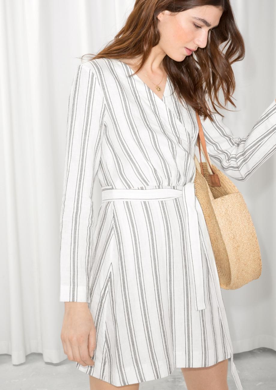 ROSE & IVY Journal The Find   An Effortless Wrap Dress
