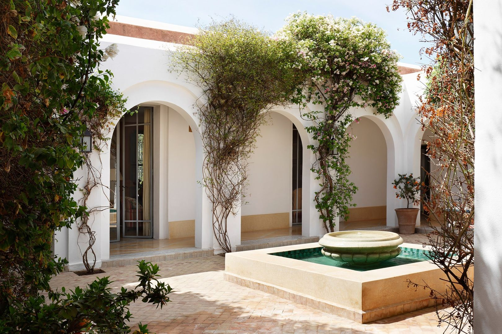 ROSE & IVY Journal Outdoor Living | A Moroccan Oasis