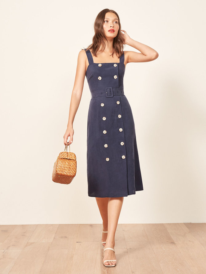 ROSE & IVY Journal The Find The Palma Dress Reformation