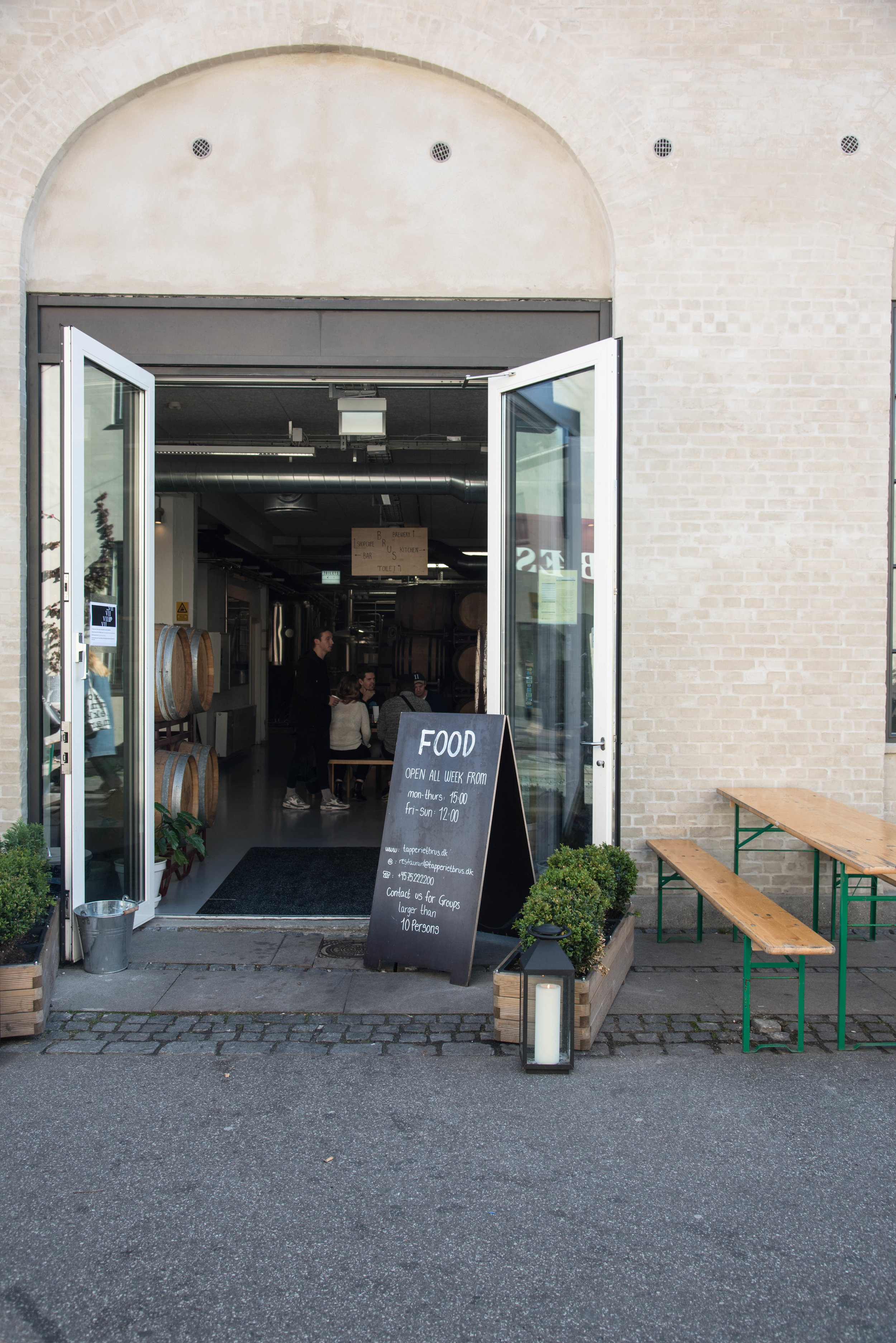 ROSE & IVY Journal Where to Eat in Copenhagen | BRUS