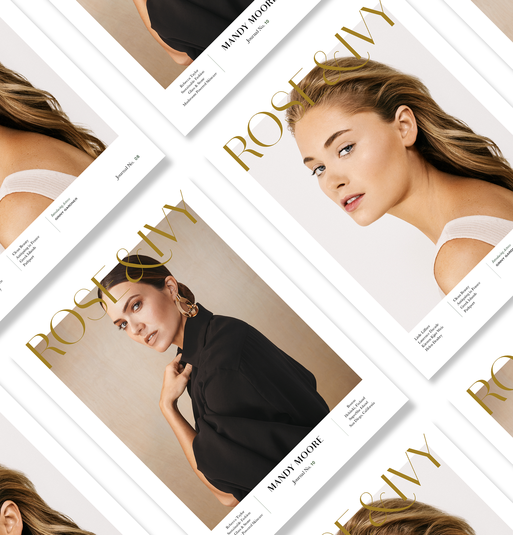 ROSE & IVY Journal Subscribe & Receive a Complimentary Issue