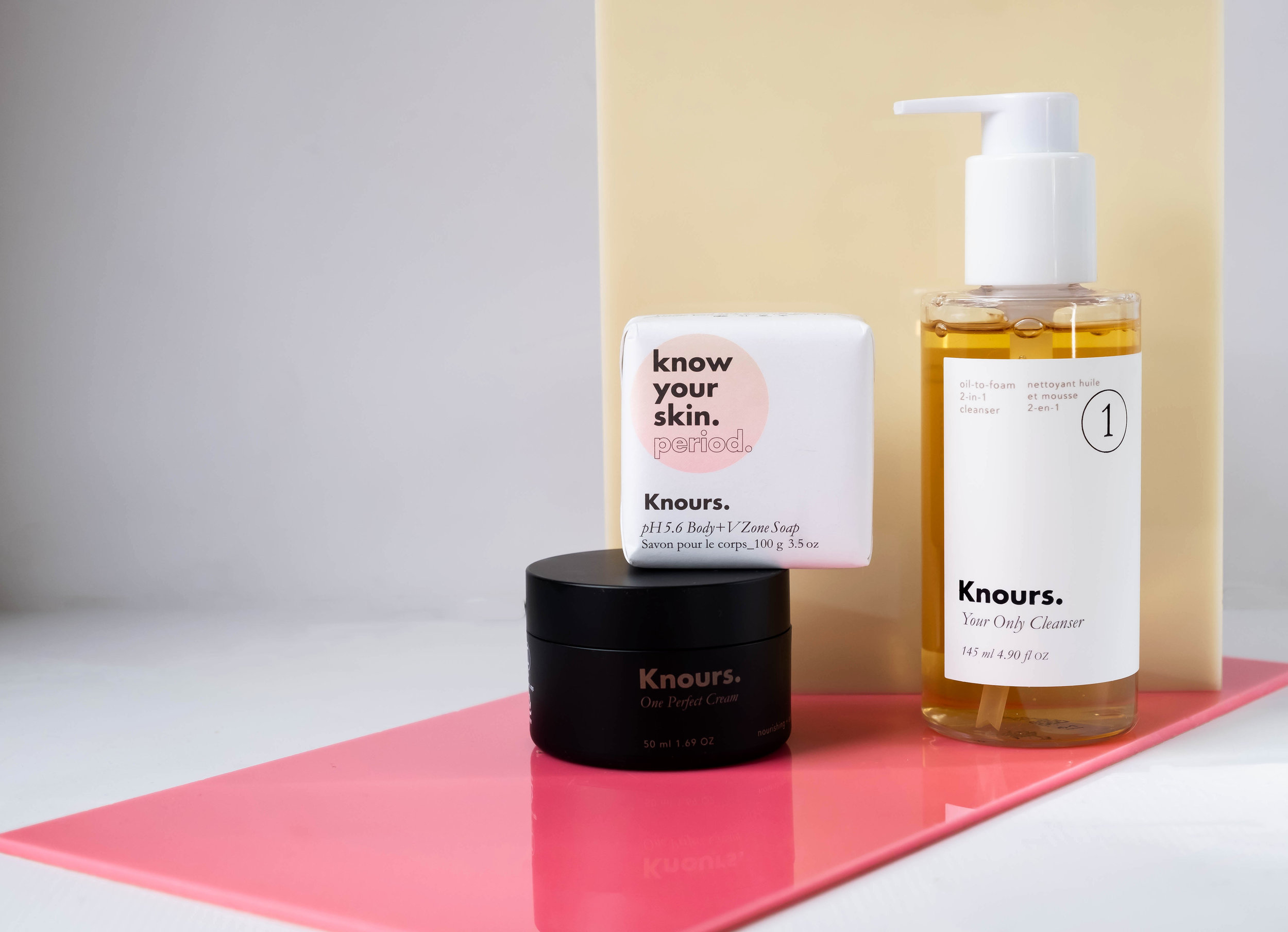 ROSE & IVY Journal Meet Knours. A Beauty Brand Doing Something Unique