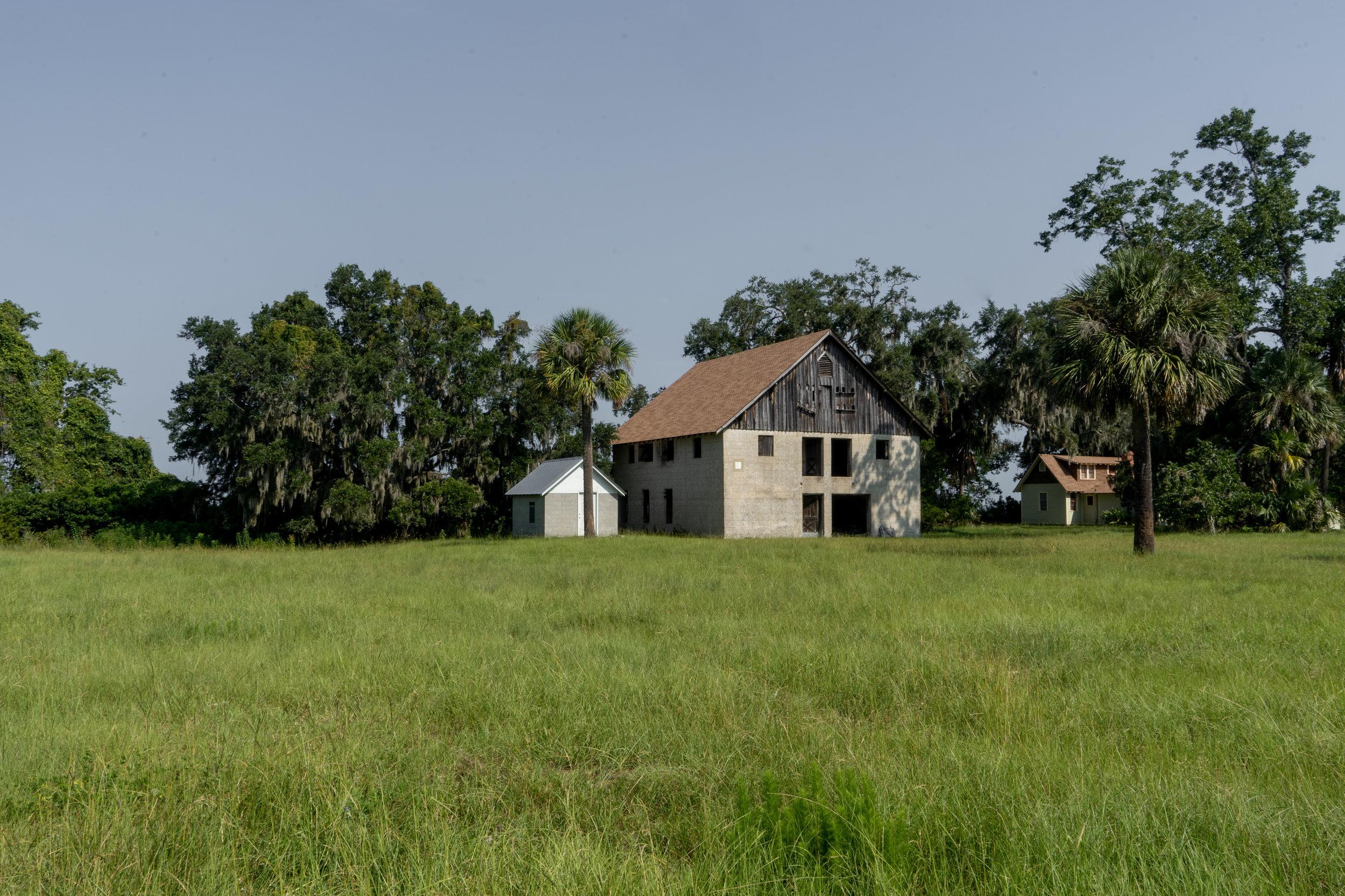 A Trip off the Coast Sapelo Island Plantation