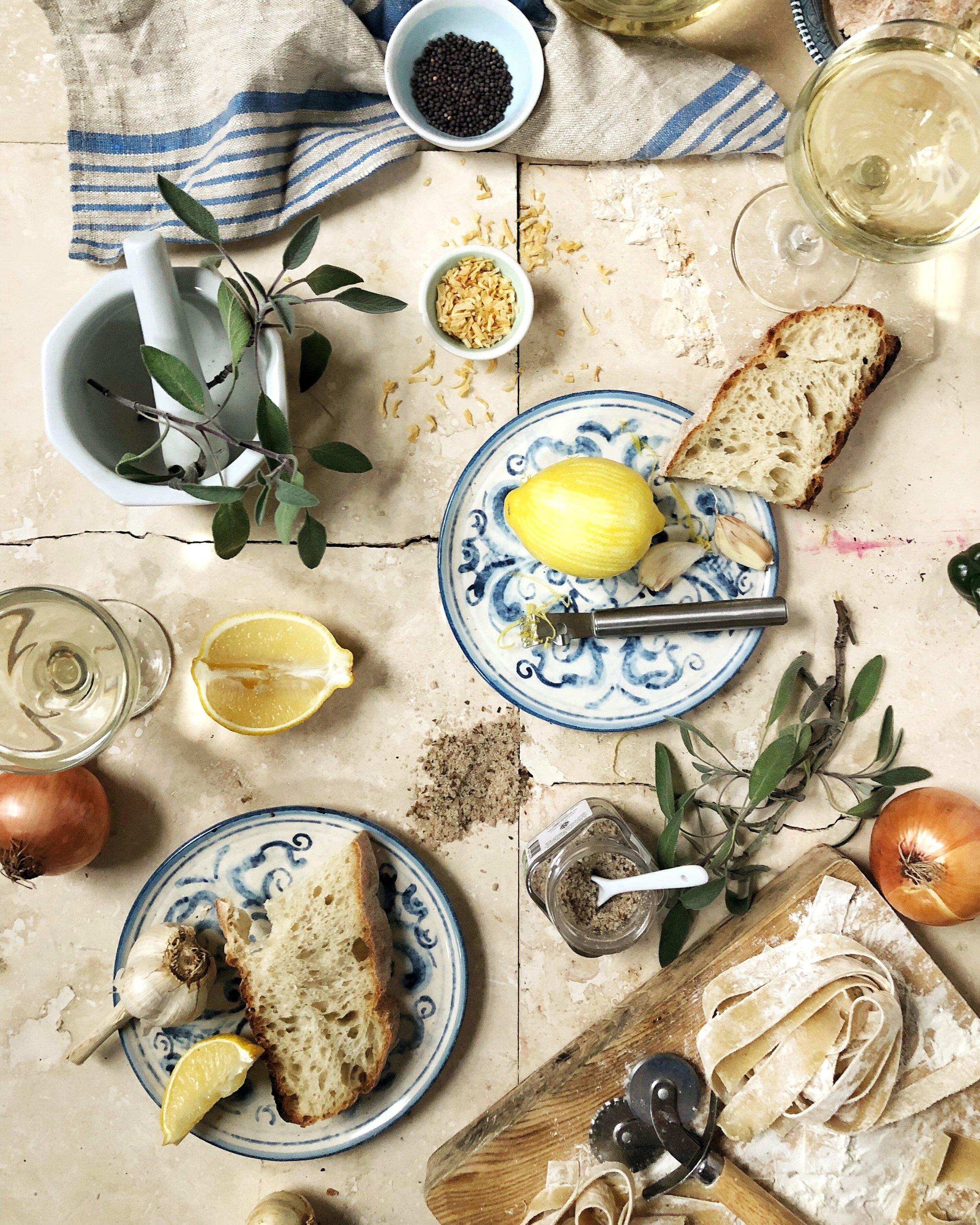 ROSE & IVY Journal Holiday Gifting Sicilian Sunshine