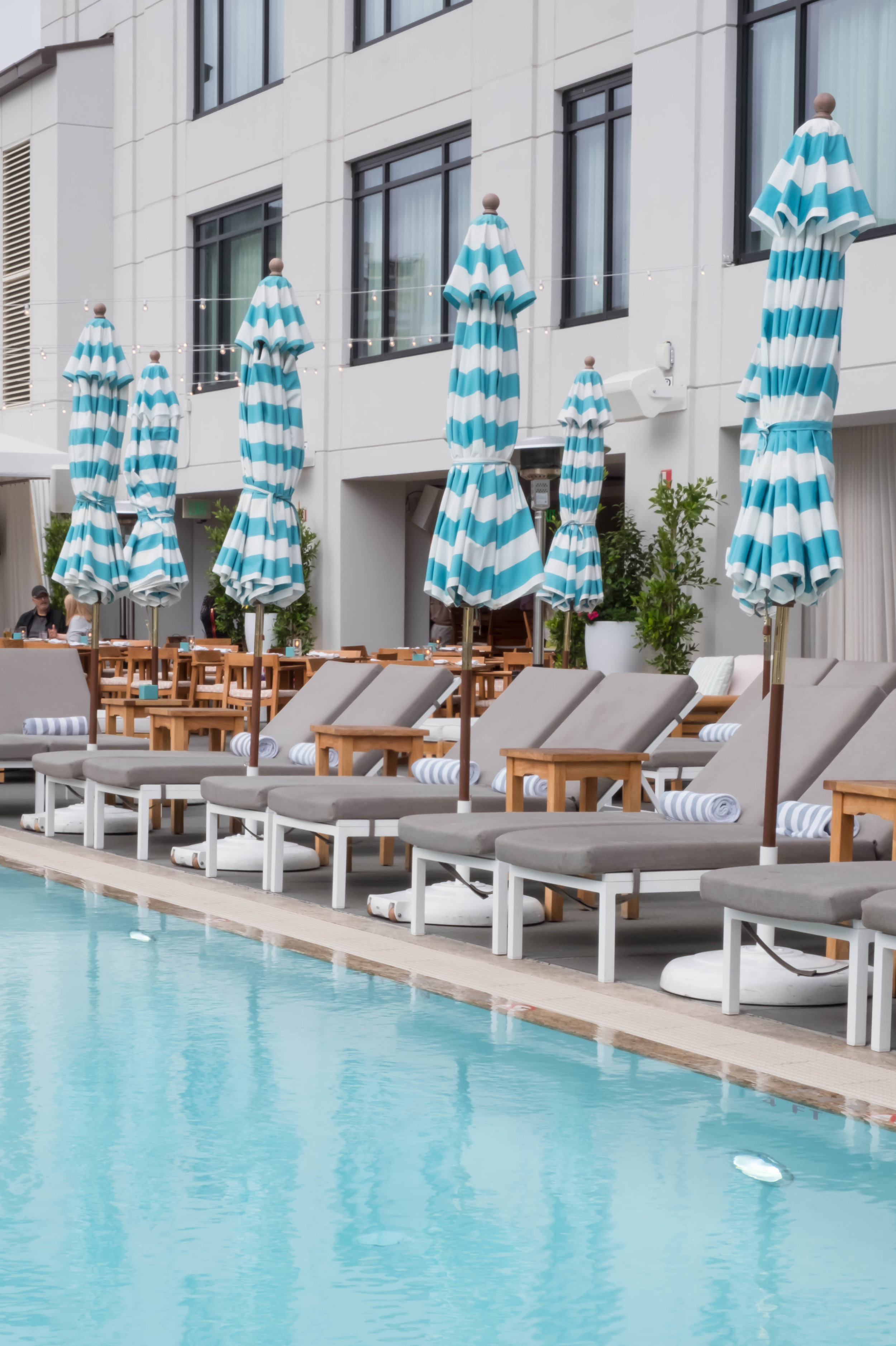 ROSE & IVY Journal Escape to San Diego, Stay at The Pendry
