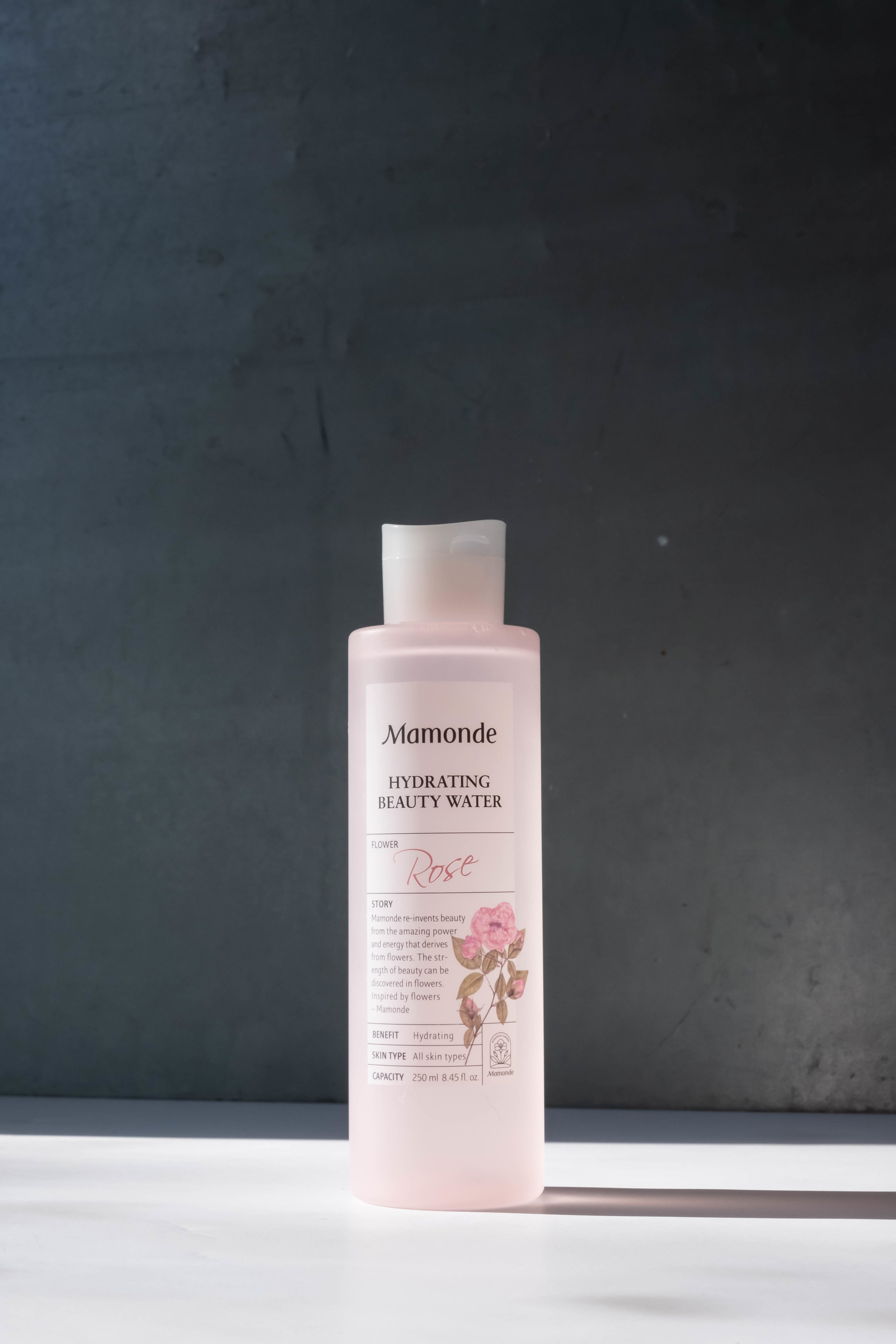 ROSE & IVY Journal Beauty Waters to Try Mamonde Rose Water Beauty Water
