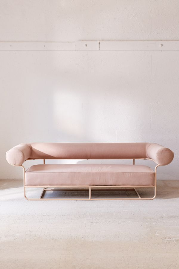 ROSE & IVY Journal Currently Crushing on the Ollie Sofa