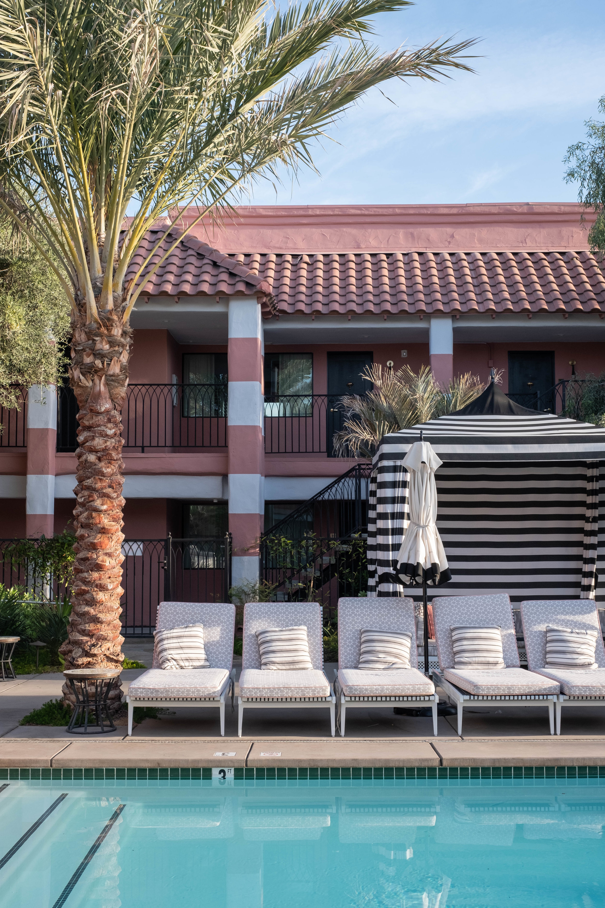 ROSE & IVY Checking into Sands Resort & Spa | Indian Wells, California