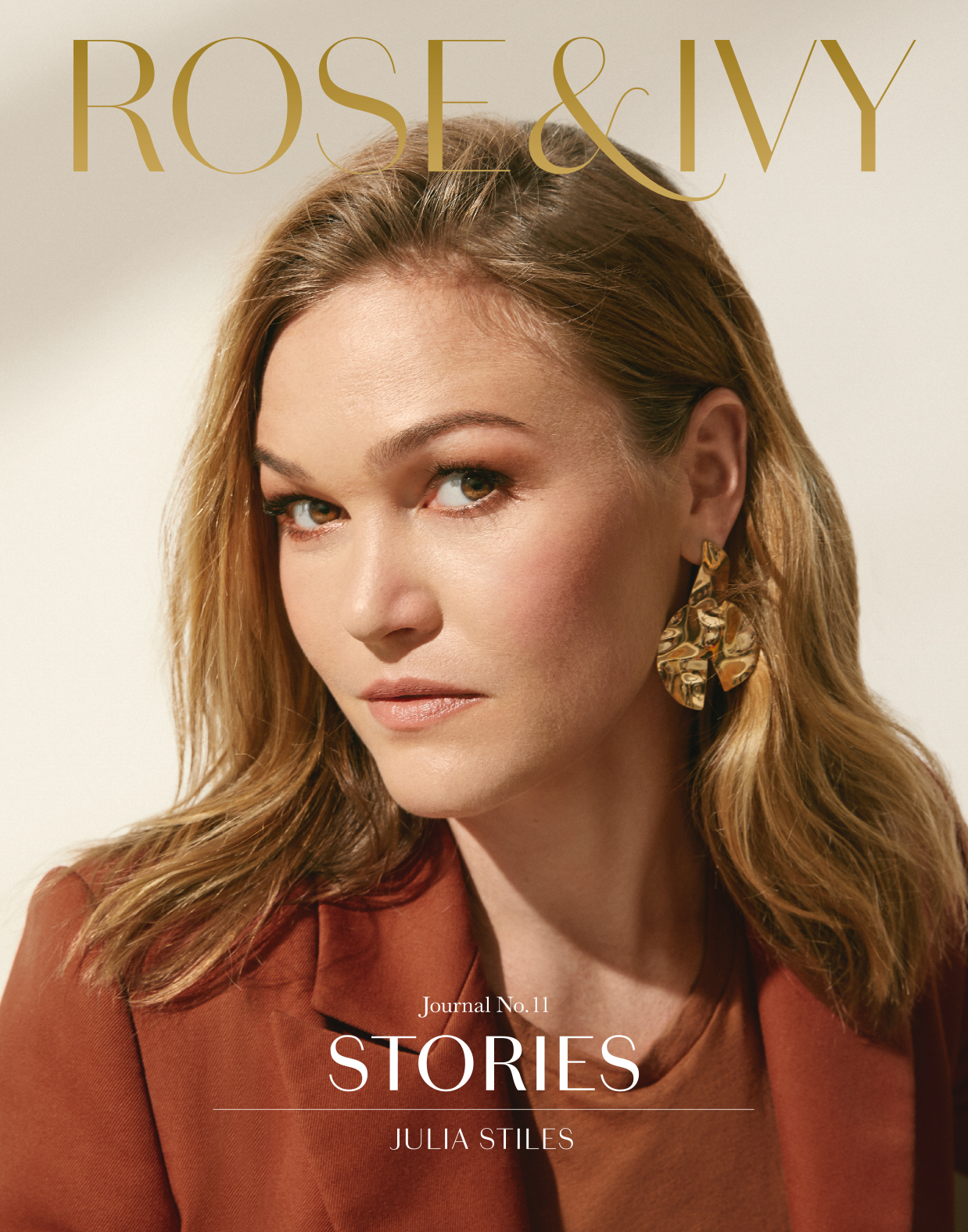 ROSE & IVY Journal No.11 The Stories Julia Stiles