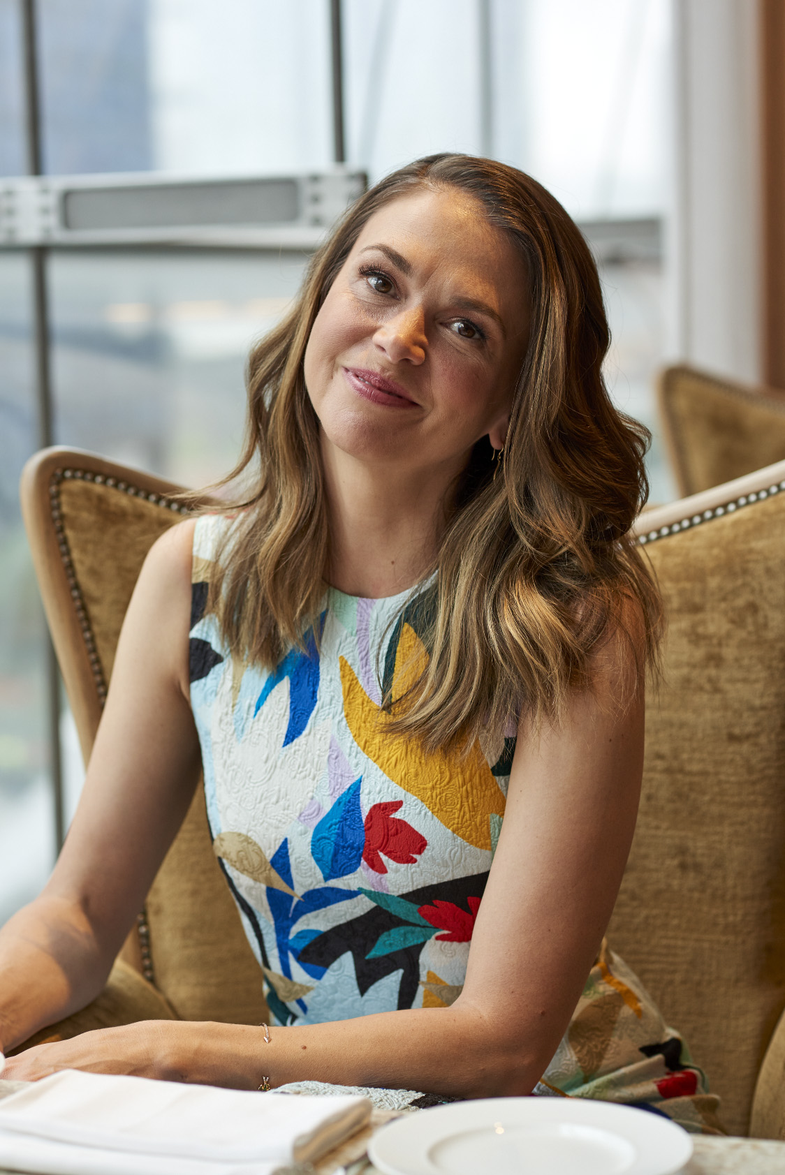 ROSE & IVY Journal Mornings With Sutton Foster