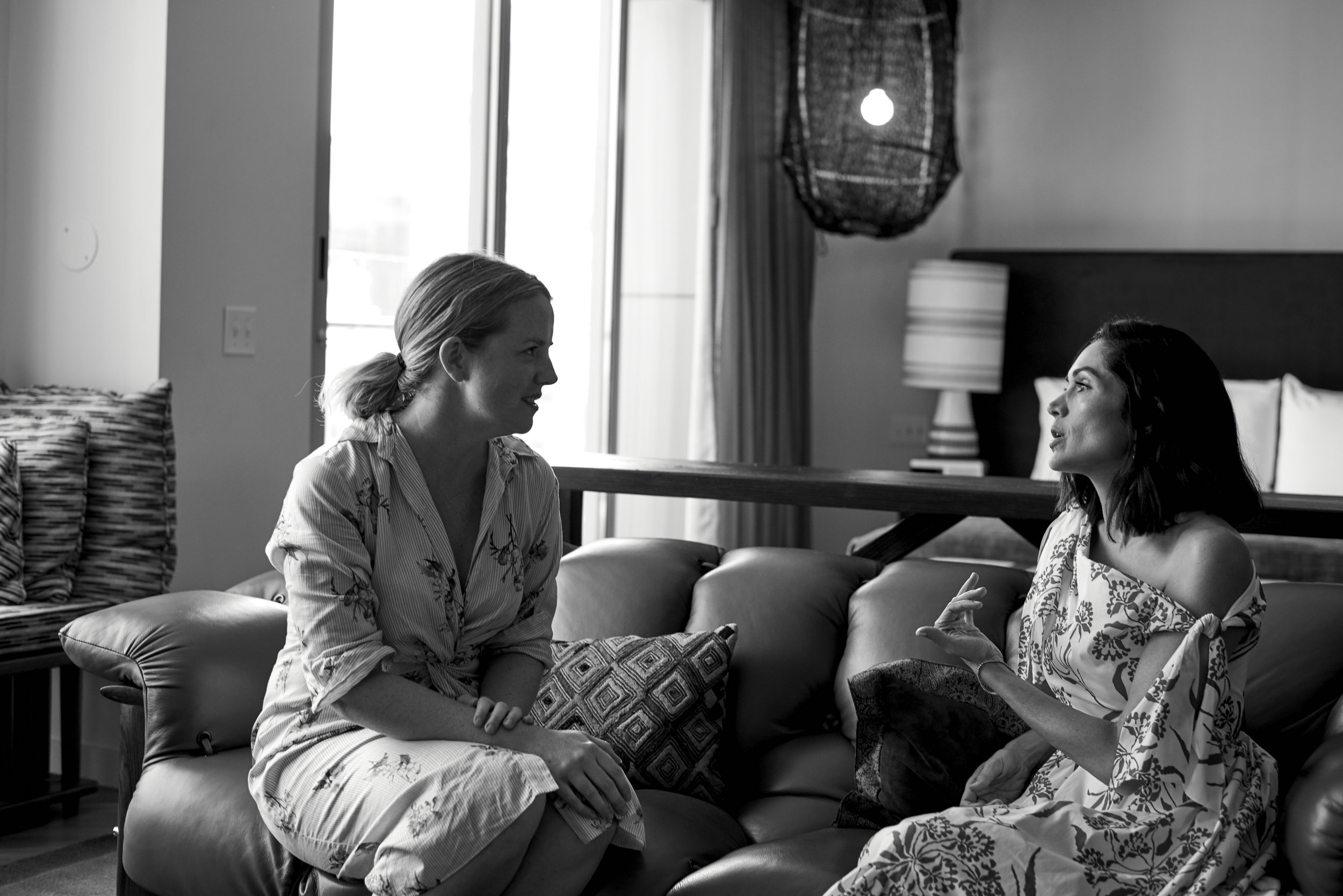 ROSE & IVY Mornings With Lela Loren Star of Power with Alison Engstrom