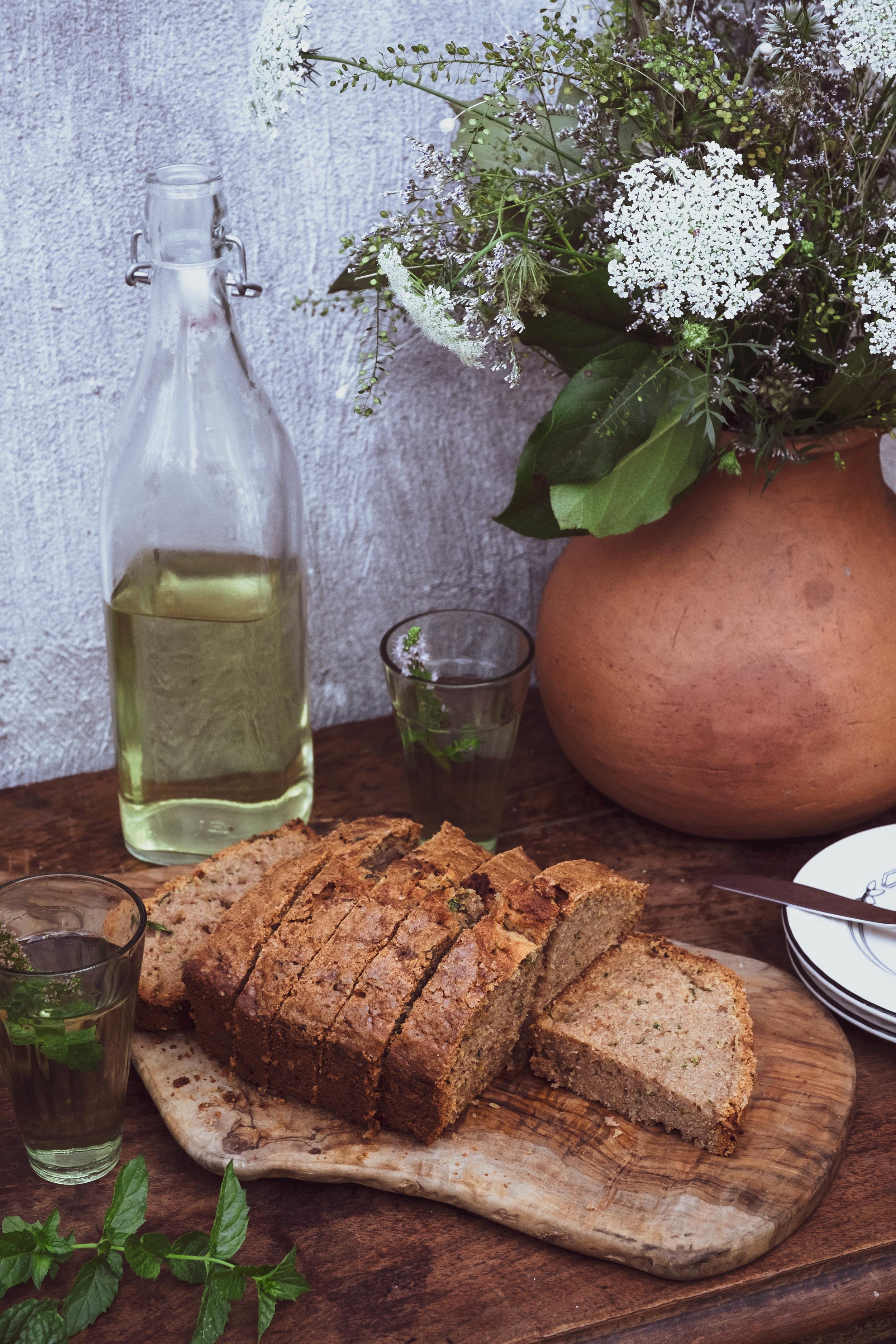 ROSE & IVY At the Market Zucchini + Zucchini Bread
