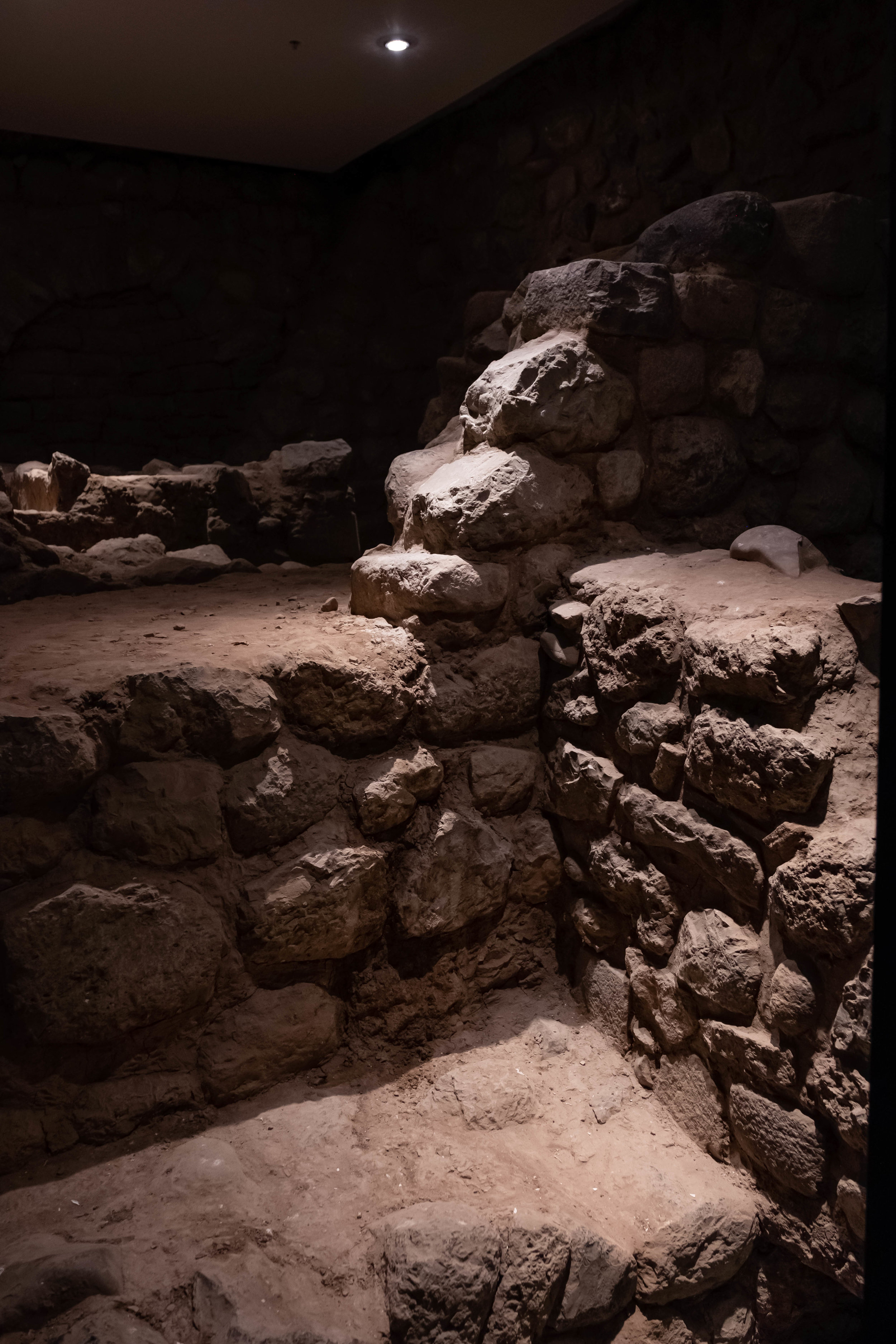 While the property was being renovated, many Incan ruins were discovered in the sub level section of the building, today it is a small-scale museum that encompasses century-old walls.