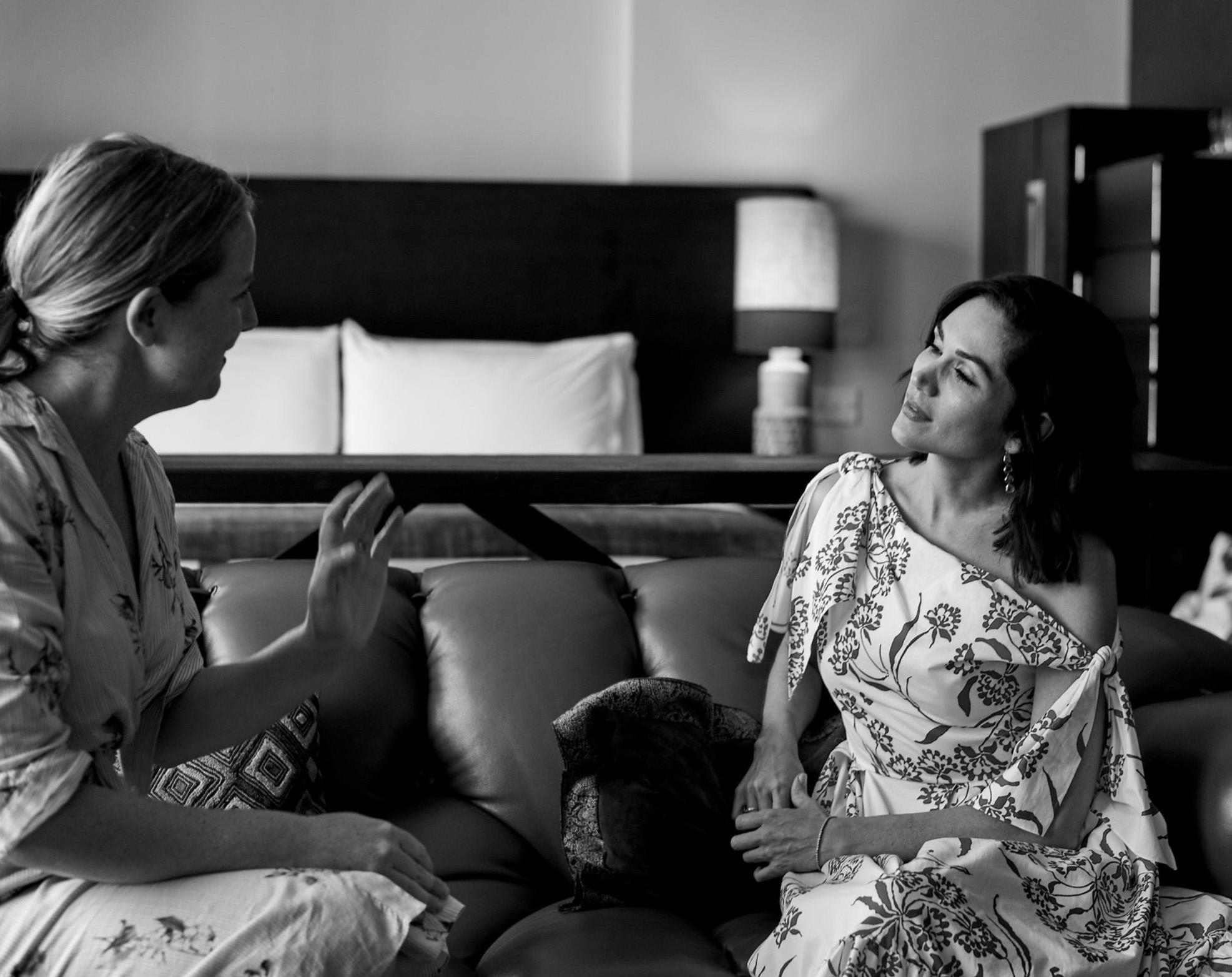 ROSE & IVY Mornings With Lela Loren Star of Power