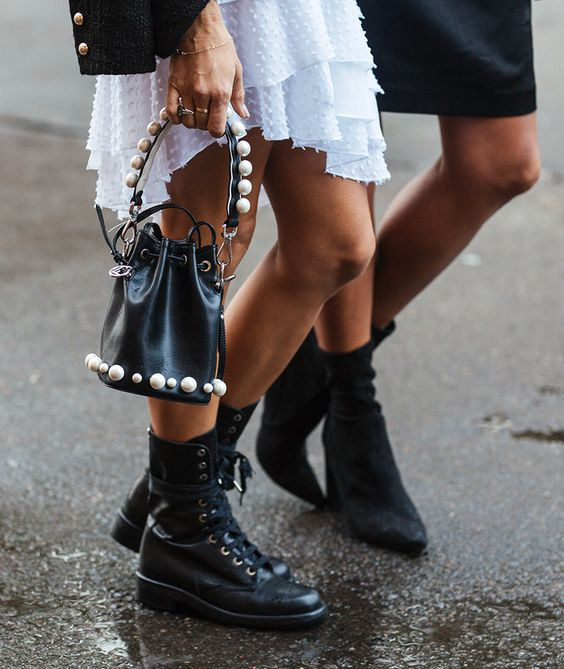 ROSE & IVY Ten Boots on Our Shopping List This Fall