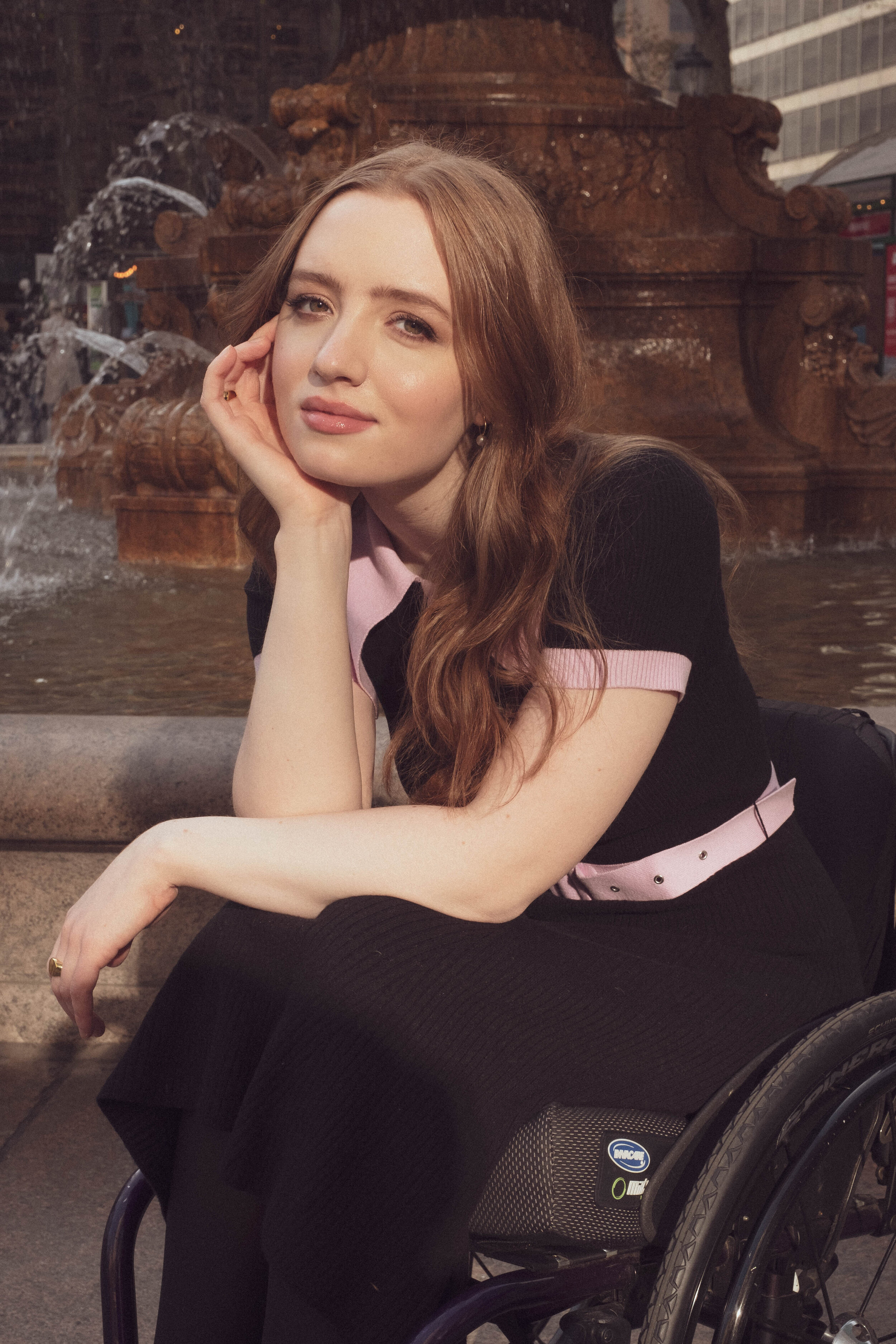 Kiera Allen On Her Breakout Year, Upending People's Views About  Disabilities, Her Film 'Run' and Her Dreams for The Future — Rose & Ivy