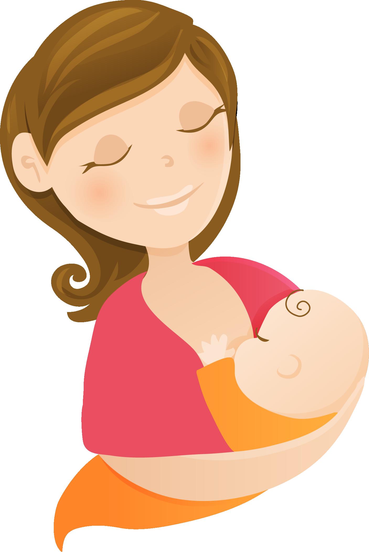 Woman-Breastfeeding