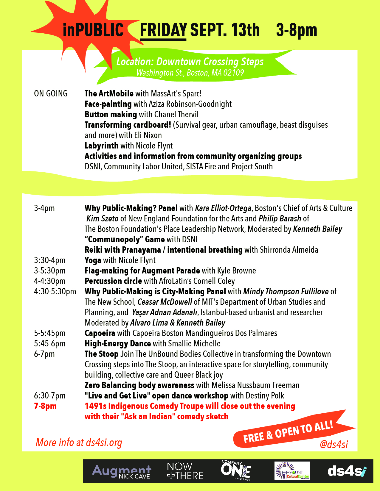 DS4SI-inPUBLIC-Schedule-Friday-DowntownCrossing.jpg