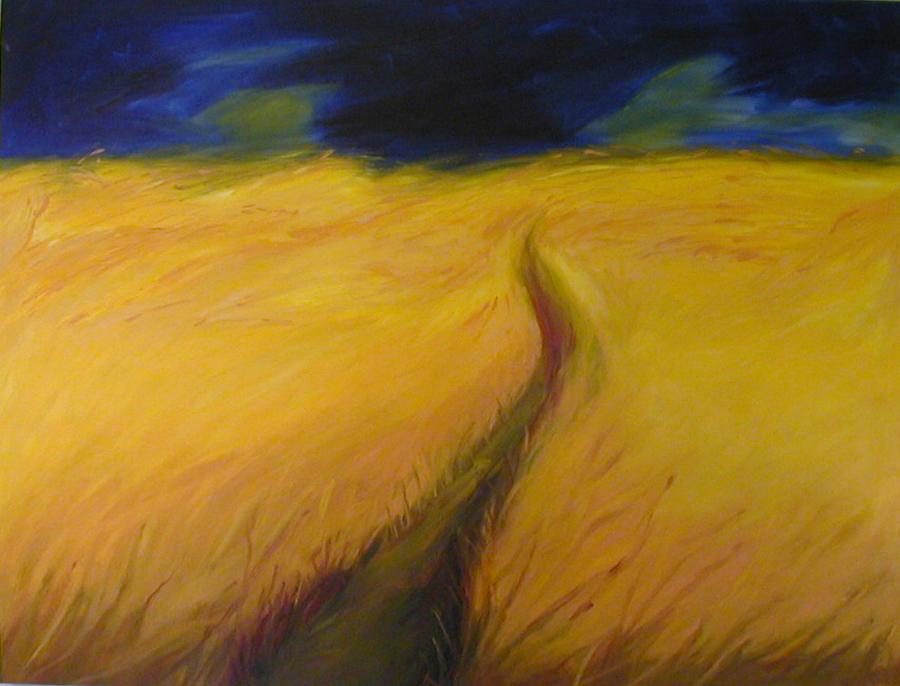 Spiritual Pathway by Susanne Vincent