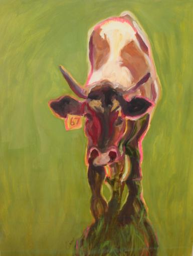 Number 67 by Susanne Vincent