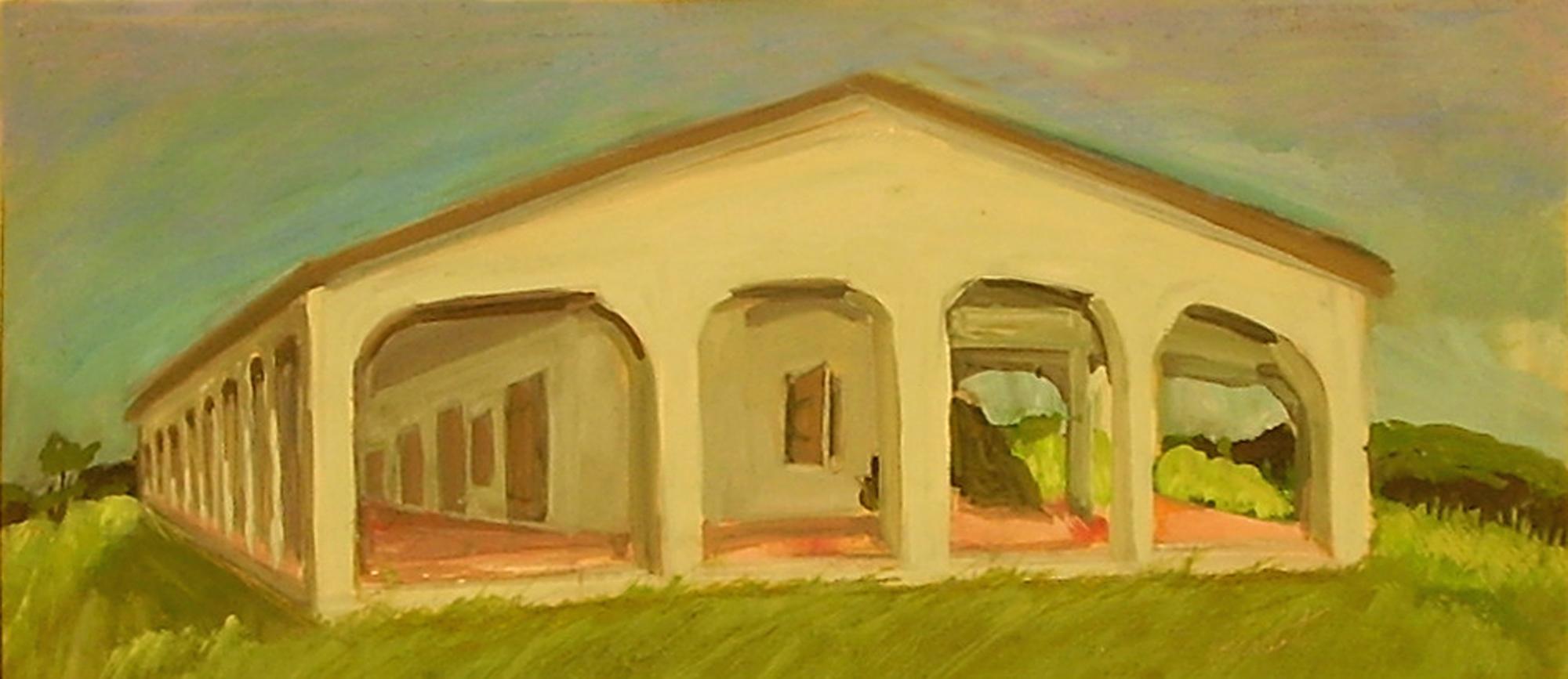 Powderhorn Ranch Bunkhouse by Susanne Vincent