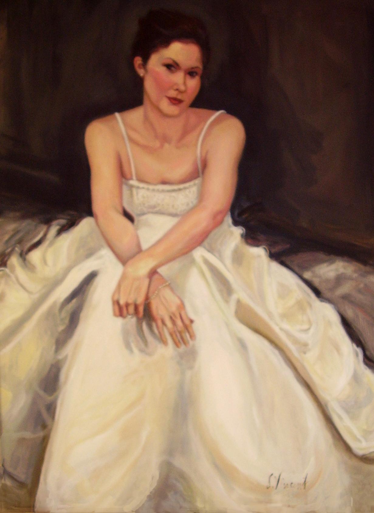 Portrait of Candace by Susanne Vincent