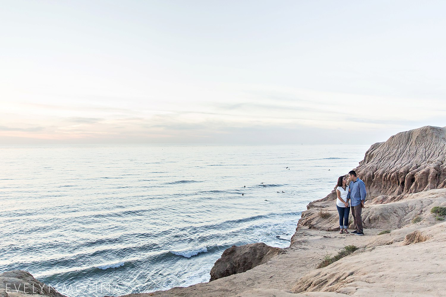 Sunset Cliffs Engagement - Berenice and David_017.jpg