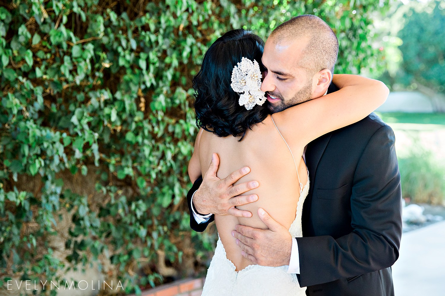 Having a first look - Palm Springs Wedding-8.jpg