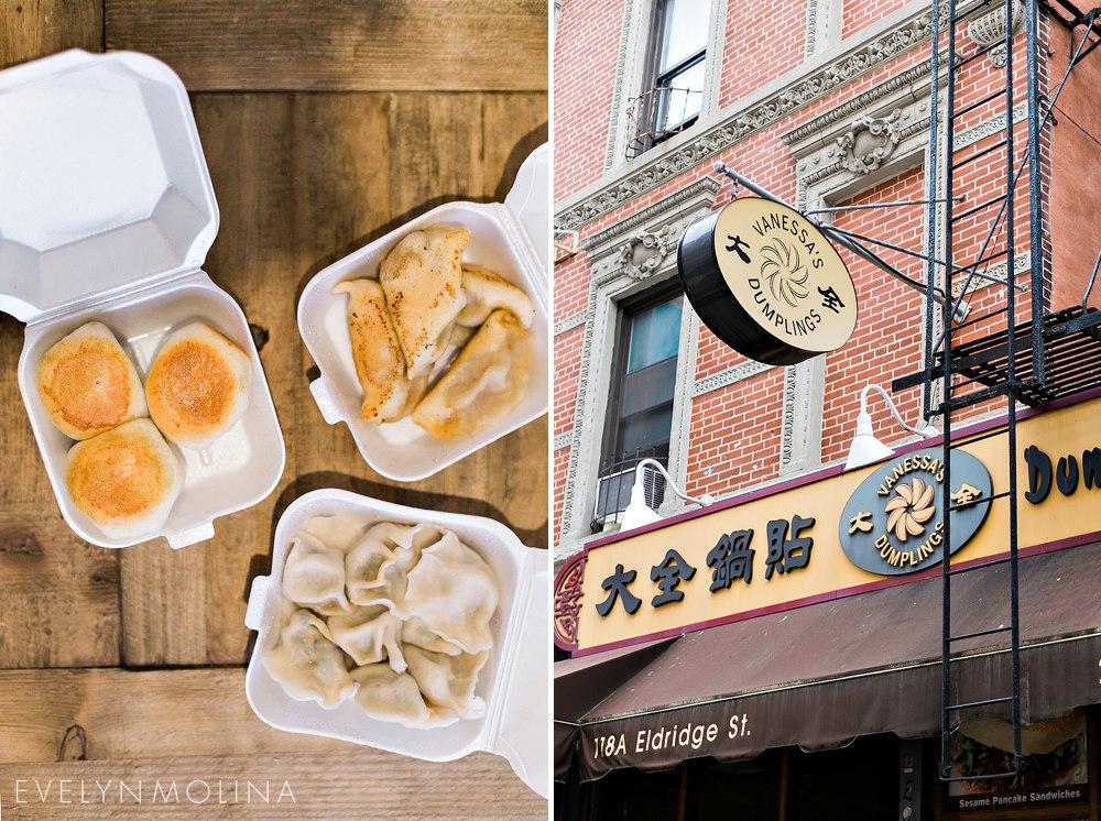 Vanessa's Dumplings NYC