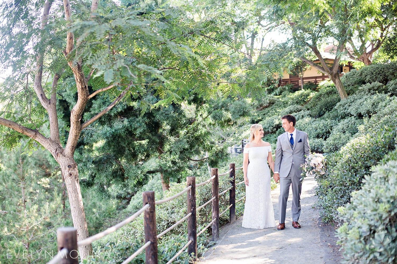 Japanese Friendship Garden Wedding Lori And Joe Evelyn Molina Photography