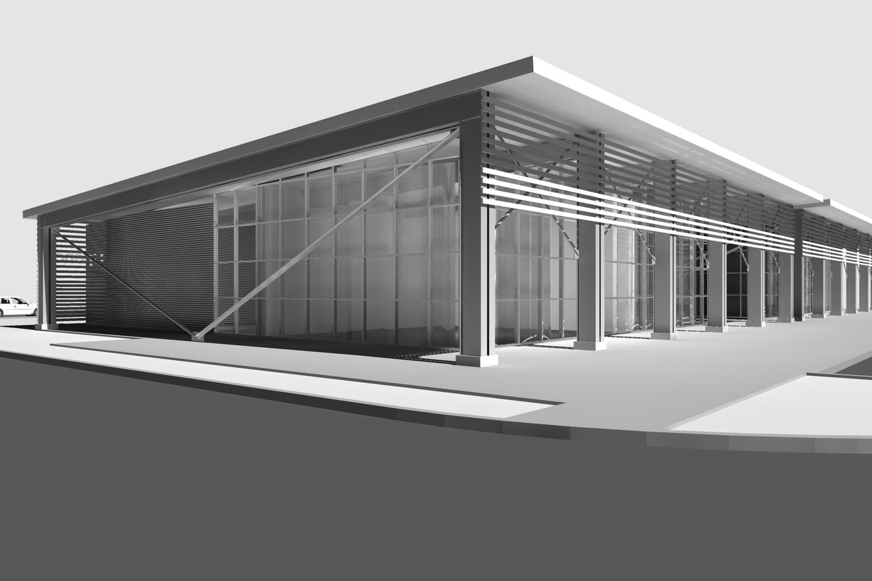 Garden Office Prototype  (Office, ~25,000 Sq Ft)