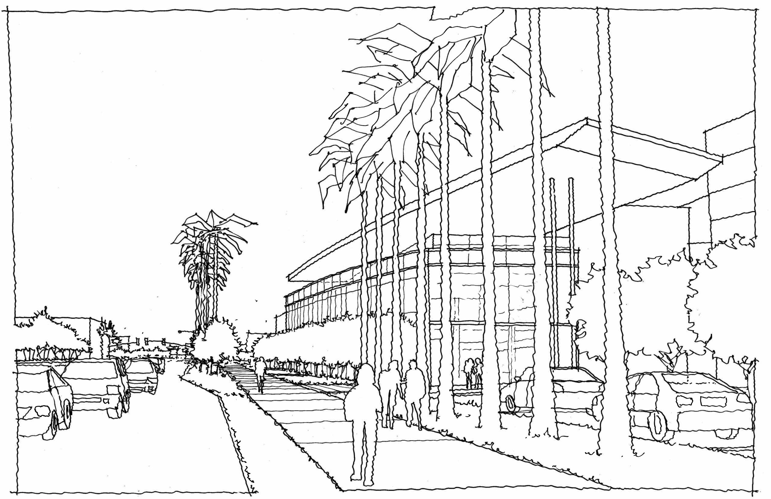Anchor Center  (Mixed Use, ~60,000 Sq Ft)