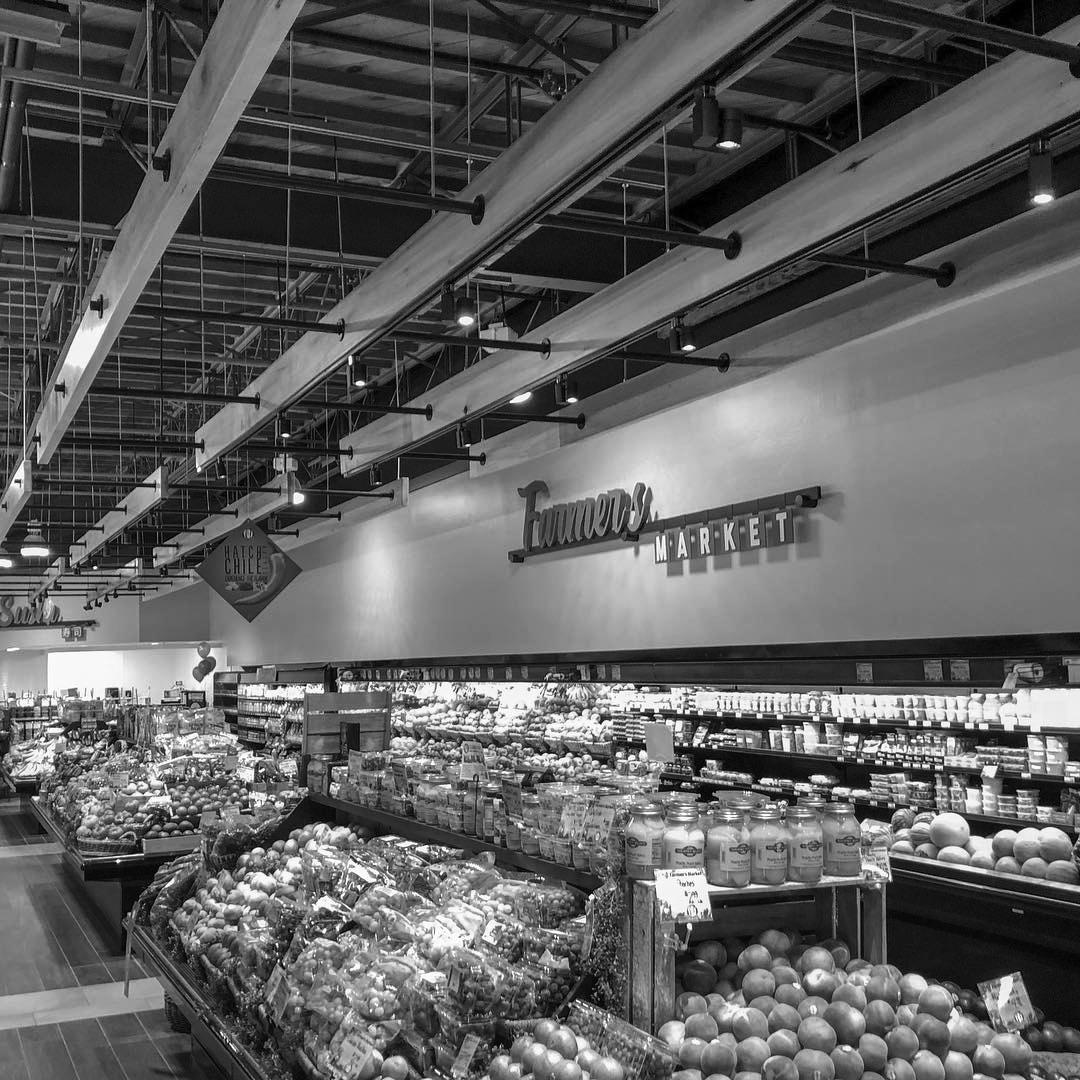 AJ'S FINE FOODS (GROCERY - INTERIOR REMODEL, ~19,000 SQ FT)