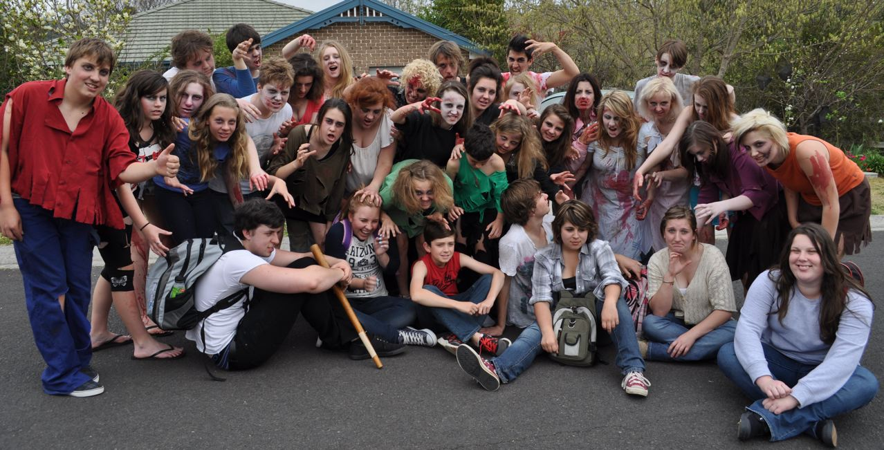 Day Two Zombies!!