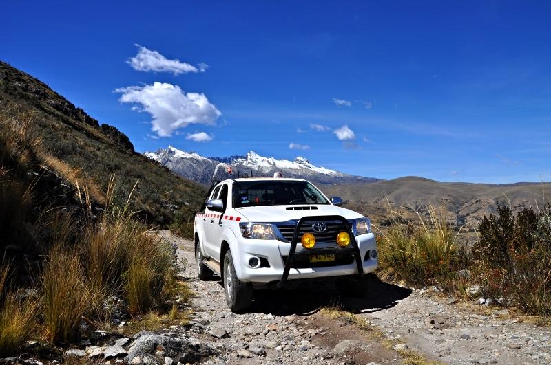Renta movilidad Huaraz