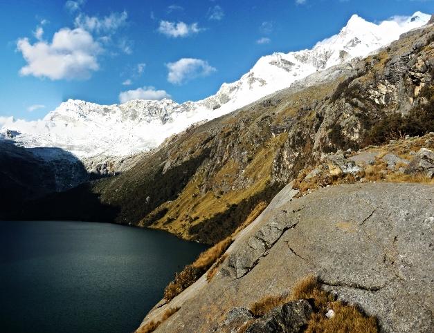 Auquiscocha lake