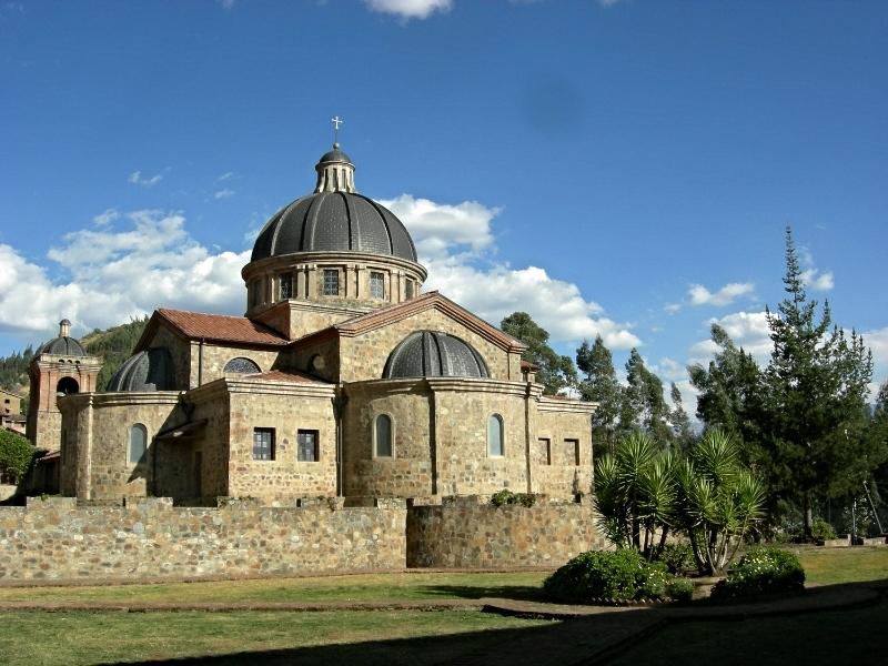Santuario de Pomallucay (San Luis).