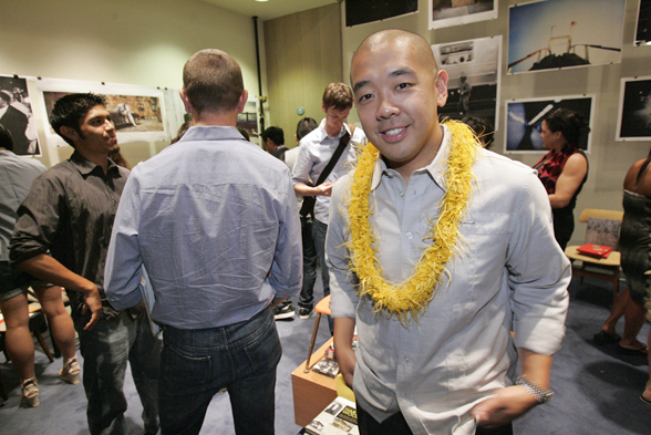 Jeff Ng (jeffstaple) (Honolulu Star-Advertiser photo)