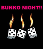 "Fourteen  Bunco Night ""Buy a Spot"" Winners added up to $350!"