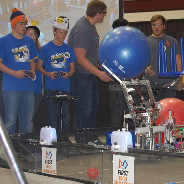 Team 3749 - The Bionic Penguins
