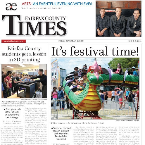 Fairfax Times Newspaper