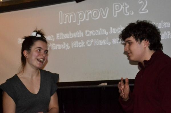Elizabeth & Jack - Improv Players