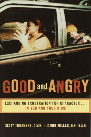 Good and Angry cover