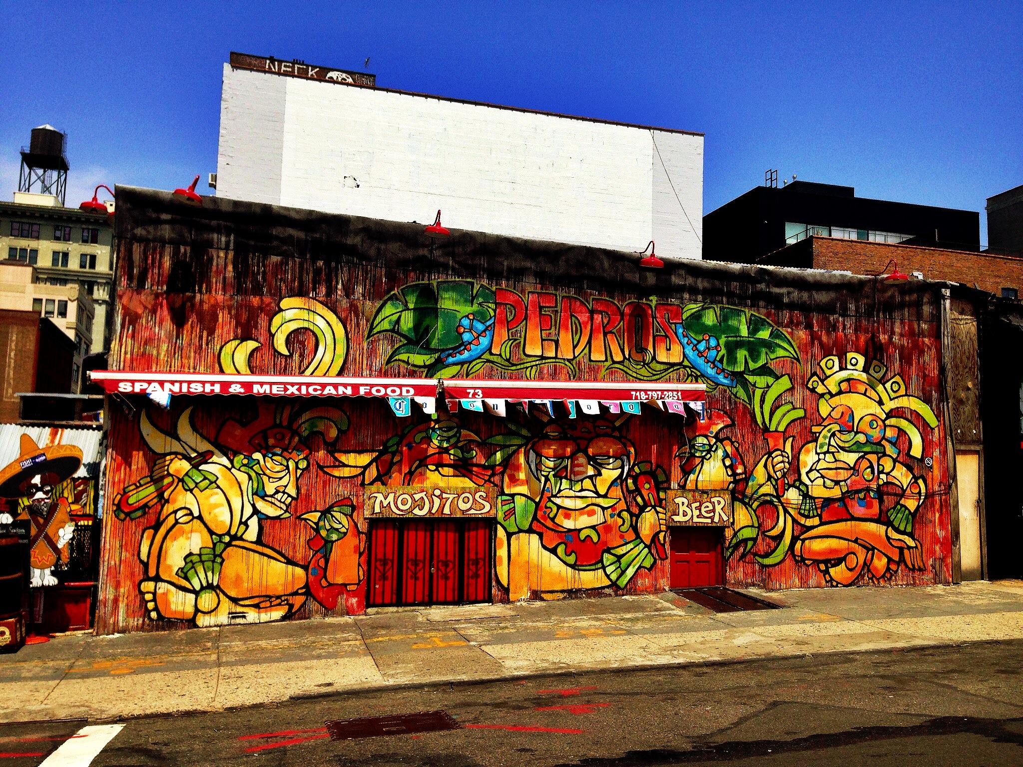 Pedro's Spanish & Mexican Food (Brooklyn, NYC)