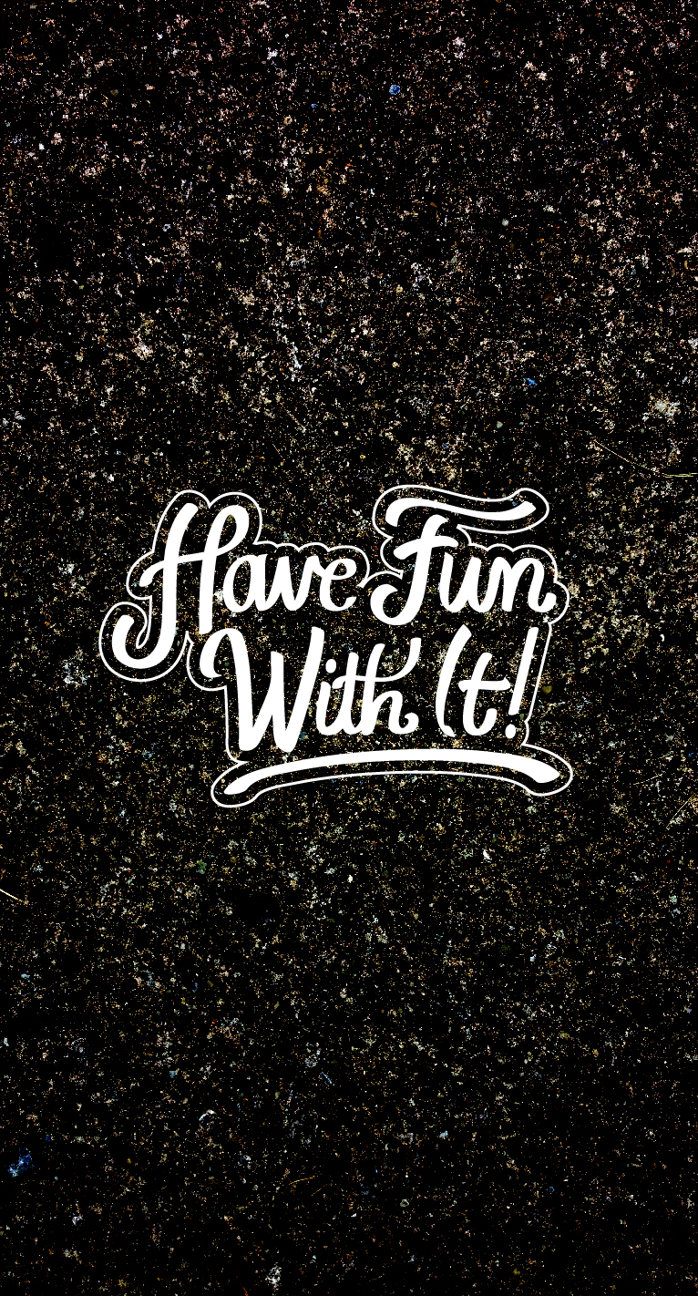 Have Fun With It No. 2