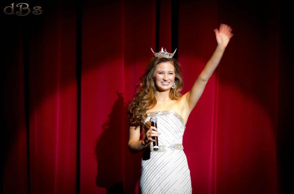 Miss Massachusetts 2014 Lauren Kuhn MissMass2014