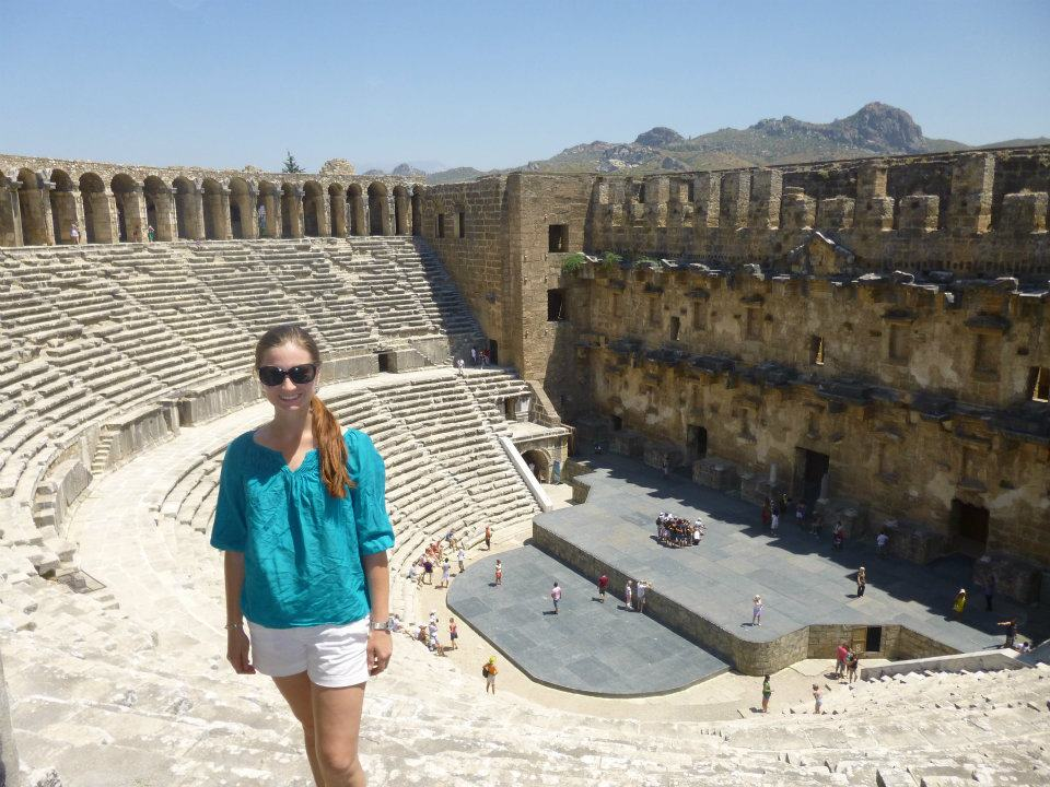 Studying abroad in Turkey