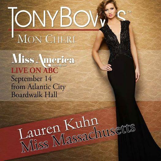 Lauren Kuhn - Tony Bowls