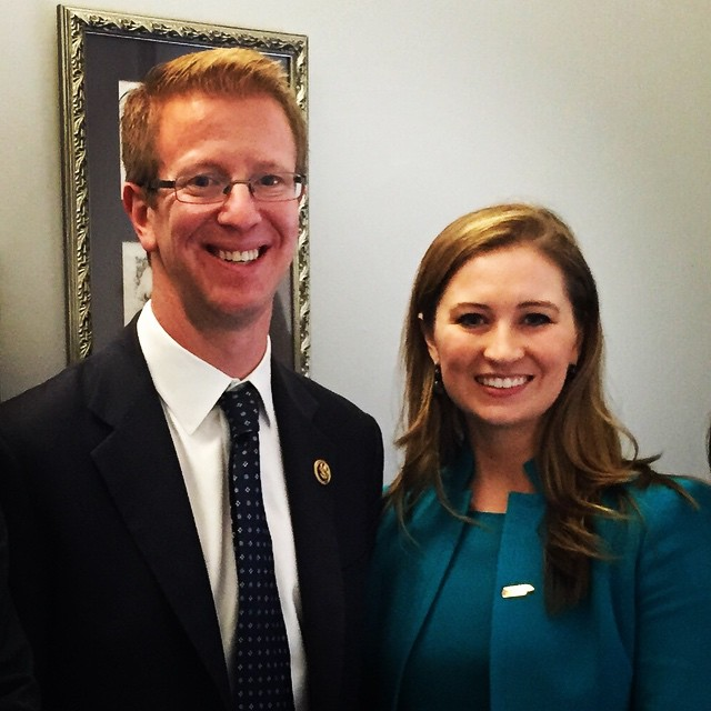 House of Representatives Member Derek Kilmer & Lauren Kuhn, House Bill 649