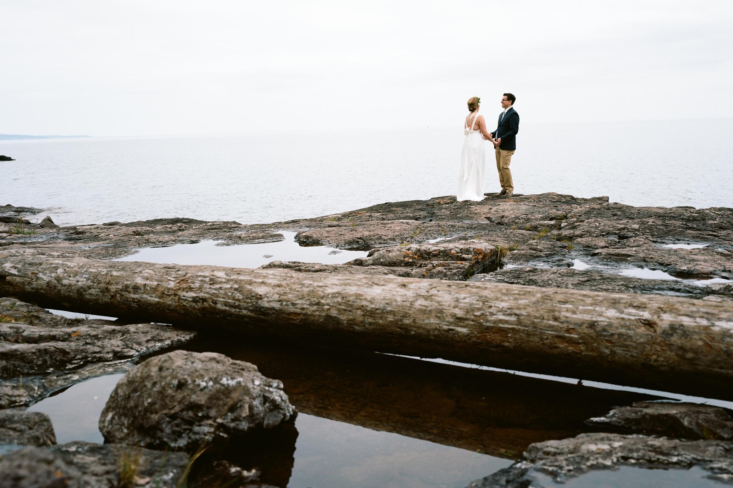 Alec & Adriane - North Shore